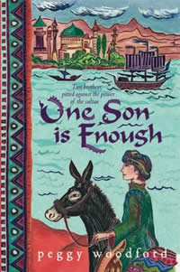 cover - One Son is Enough